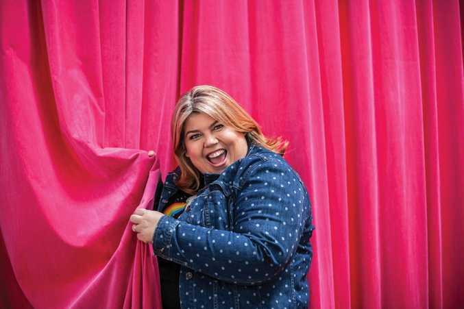 Urzila Carlson will have you in stitches. Photo: supplied