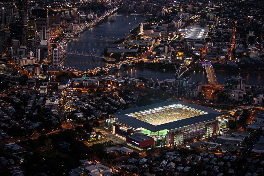Suncorp Stadium - the heart of every NRL fan.