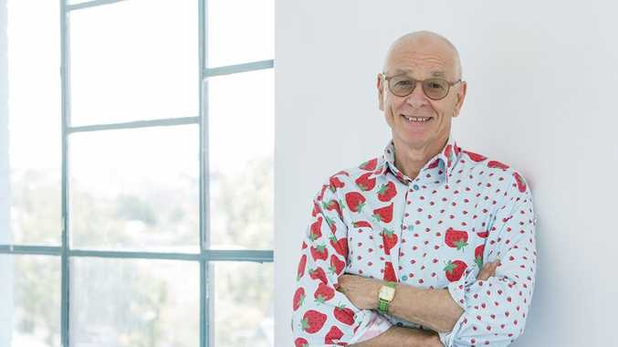 Dr Karl is hosting a number of shows at the science festival in Brisbane.