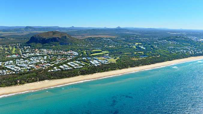 Sekisui House Australia is hoping to build a five-star international hotel and resort development on a 19 hectare beachfront site at Yaroomba.
