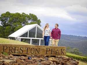Young couple win $12,000 Toowoomba wedding package