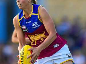 Lutkins and Lions ready to do battle in AFLW