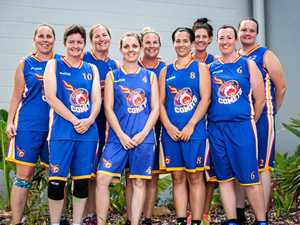 Gympie women's basketball back from the dead