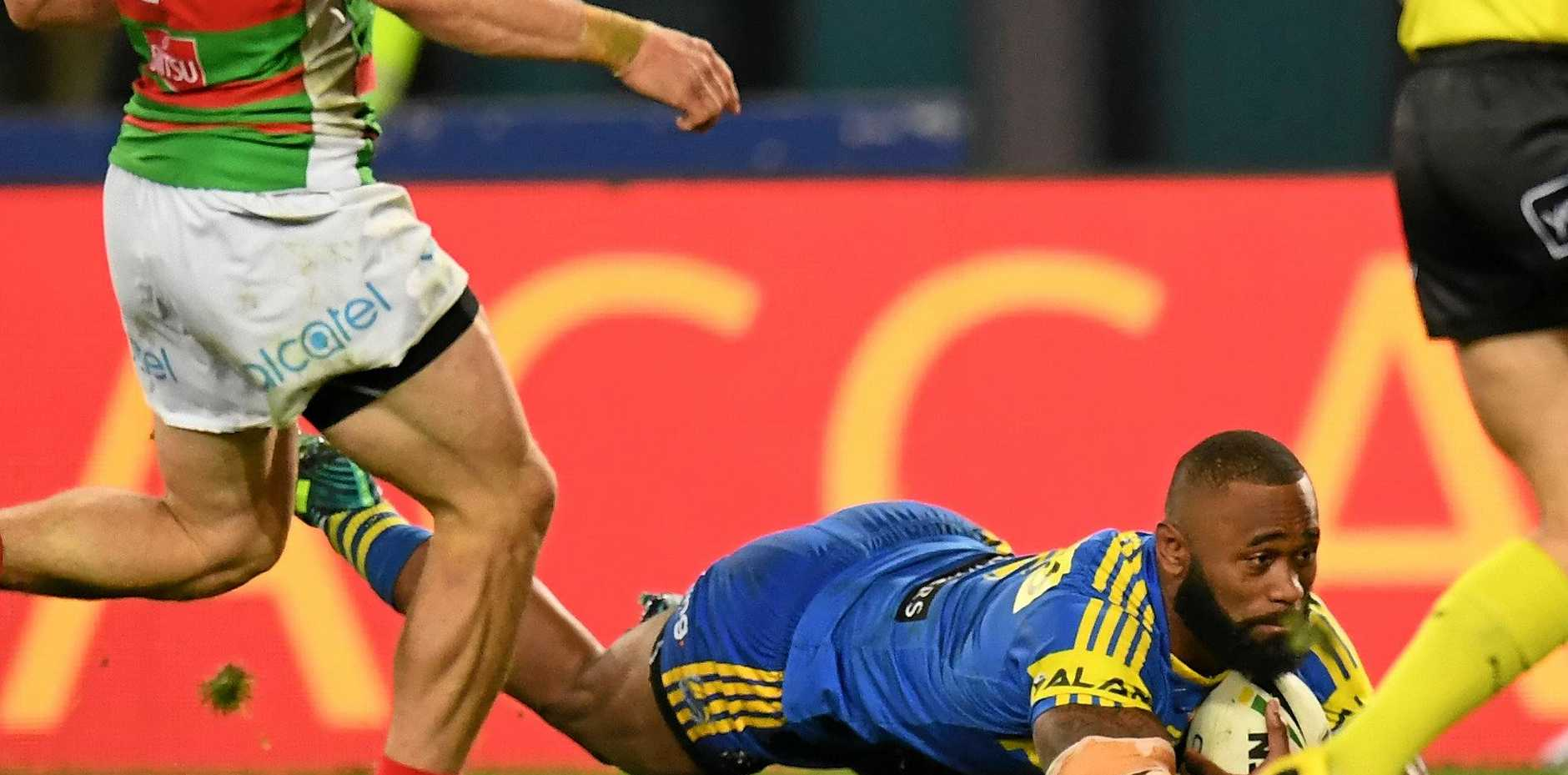 Semi Radradra was a try-scoring sensation with the Parramatta Eels but it doesn't look like he will return until at least 2020.