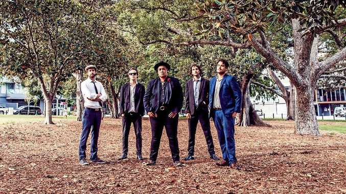 MAKING MUSIC: Returning to Sound Feast this month in Noosa is the popular band from West End, Captain Dreamboat.