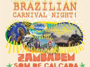 Brazilian Bands : Brazilian Drummers : Carnival Dancers : DJs : Carnival Vibes