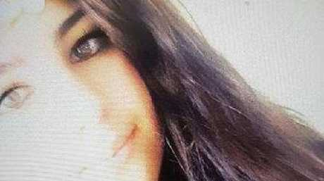 The teen's family believe she is somewhere in Sydney's south west. Picture: NSW Police Force