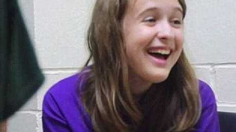 Payton Leutner was stabbed 19 times by Morgan Geyser and Anissa Weier. Picture: Supplied