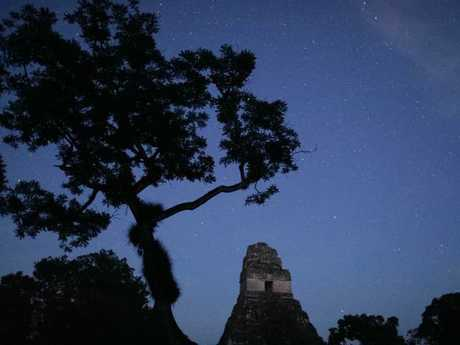 Tikal National Park, Guatemala was found to be much more complex than originally thought. Picture: Wild Blue Media/National Geographic.