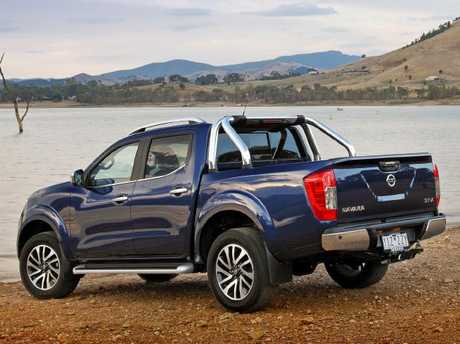 The Navara ST looks the part and drives well.