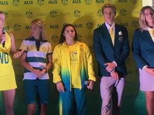 Dressed for success: Commonwealth Games uniforms revealed