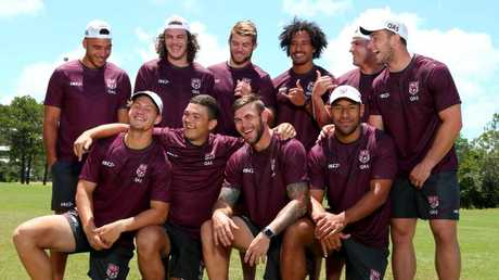 There were no Broncos players in the Queensland Emerging Origin squad that assembled on the Gold Coast last weekend. Photo: David Clark