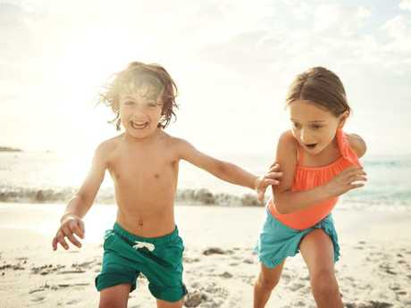 The woman wanted to take her two older children on holiday and leave the youngest one at home with grandma. Picture: iStock