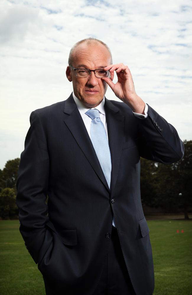 NSW Opposition Leader Luke Foley. Picture: Tim Hunter.