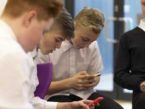 Mobile phone ban at schools: nice touch of reality