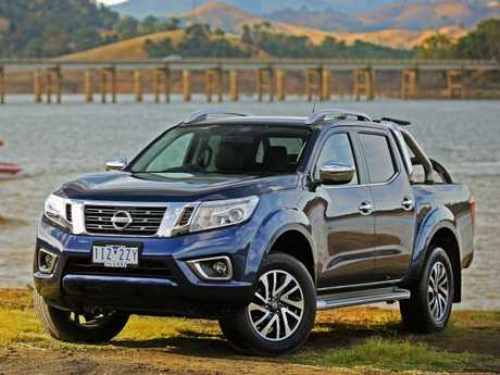 Photos of the 2017 Nissan Navara
