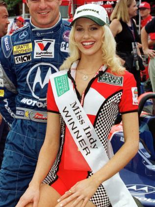 Kyly Clarke in 1999.