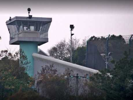 The forbidding exterior of Tai Lam prison where Rachel Diaz was imprisoned for years. Picture: Wikipedia/Frog Wong