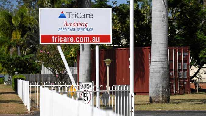 AGED CARE CRISIS: TriCare Bundaberg Aged Care Residence.