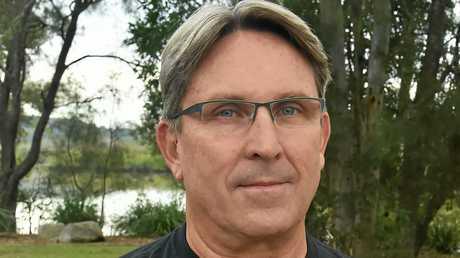 Friends of Eudlo Creek spokesman Mike Perritt.