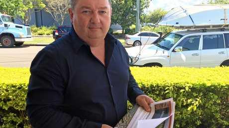 Maroochydore Sands Pty Ltd director Michael Mullins.