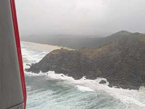 Rescue chopper tasked to locate swimmer off Byron