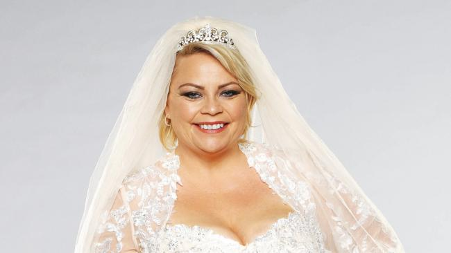 Jo has many lovely qualities, but it was obviousl Married at First Sight producers were setting her up by pairing her with Sean. (Pic: supplied)