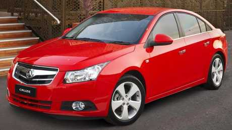 2009 Cruze CDX: Rivals have far better reputations for reliability.