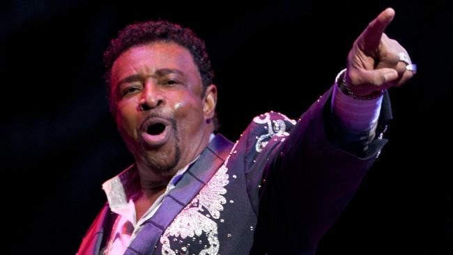 Dennis Edwards has died. Picture: Jason Miller