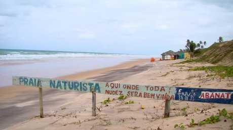 Massarandupio Beach. Picture: Fred Schinke