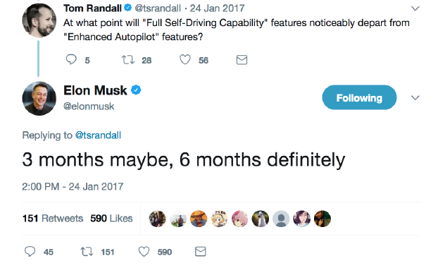 Elon Musk probably regrets this tweet.