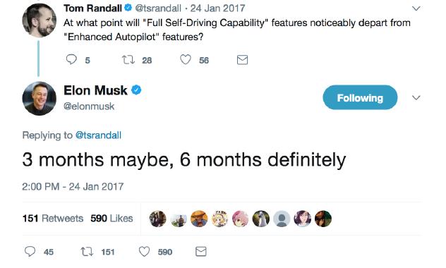 Elon Musk probably regrets this tweet.