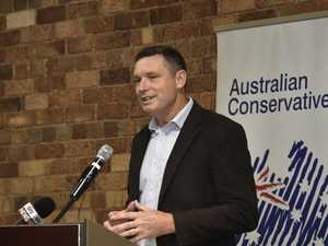 Lyle Shelton Australian Conservatives