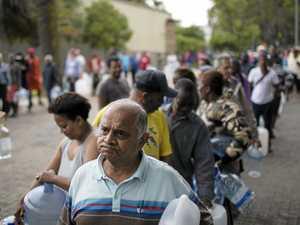 Cape Town water shortage nearing Day Zero