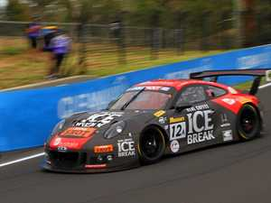 Warwick driver fourth at Bathurst in 12 hour event