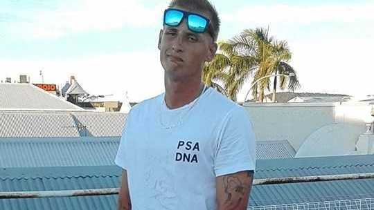 BEHIND BARS: Zachary Allen Horstman faced Mackay Magistrates Court on Friday. He's facing 14 charges, including deprivation of liberty and unlawfully using vehicles.