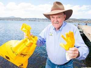 Ian Kiernan's ferry naming sunk by DUI record