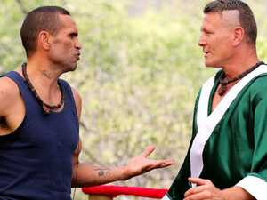 'I'll whip your a**': Mundine and Green tee off