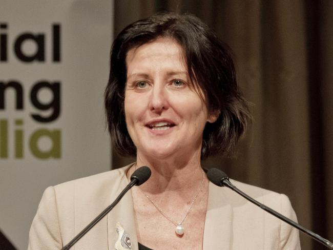 Financial Counselling Australia's executive director Fiona Guthrie urges people to act early if they are facing financial problems. Picture: Supplied