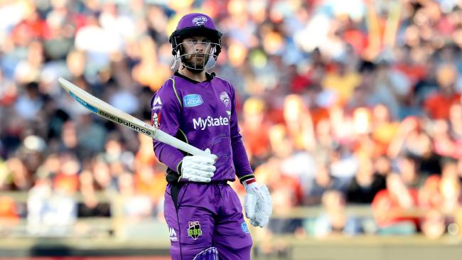Matthew Wade's dismal summer got even worse.