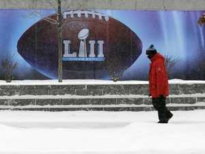 Conspiracy theory ravages Super Bowl