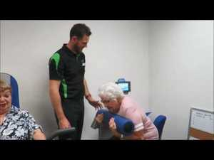 Muscling Up Against Disability