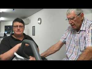 Muscling Up Against Disabilitiy