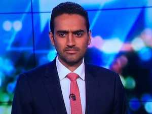 Waleed Aly burned in awkward interview