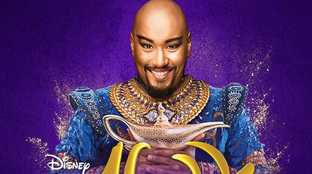 500,000 crystals, 337 costumes: this is Aladdin by numbers