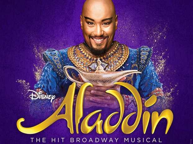 Aladdin the Musical is a production that has to be seen to be believed.