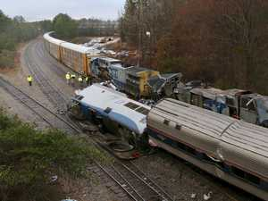 Two dead, 116 hurt after passenger train hits freight train