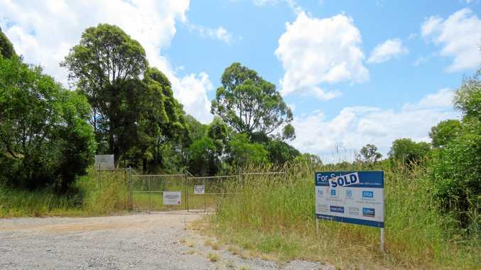 The quarry on Lake Macdonald Drive has been sold and the land is zoned rural settlement