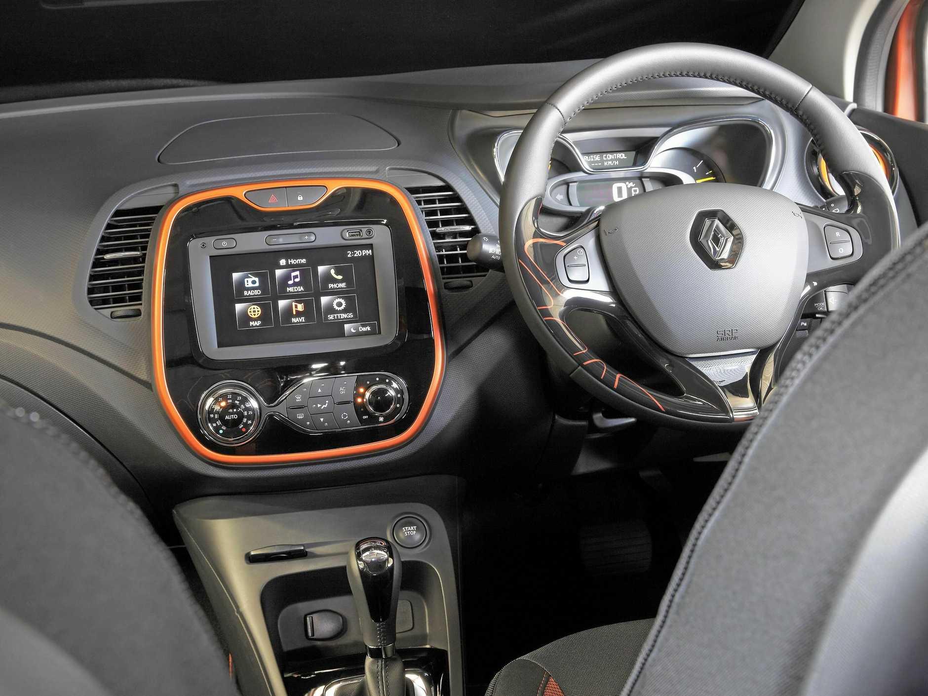 2015 Renault Captur TCe 120 Dynamique. Photo: Contributed