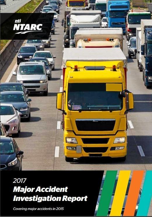 NTARC's 2017 Major Accident Investigation Report